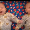 【爆笑&ほっこり】間合いも行動も同じ! ちょっと不思議でメチャかわいい!! 双子の赤ちゃん動画まとめ