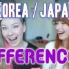 【日韓徹底比較】外国人美女2人が実際に住んでみての日韓の意外な違いを徹底暴露!