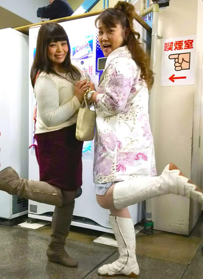 桃果愛ちゃんとまいっちんぐの共演!