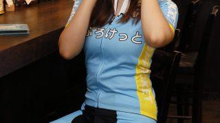 人気コスプレイヤーの川崎静夏ちゃんが自転車カフェ&バーをオープン! 様々なイベントも開催!