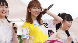 【TIF2019開会式レポート!】指原莉乃の開会宣言で世界最大のアイドルフェス・TOKYO IDOL FESTIVAL 2019がスタート! トップバッターはももいろクローバーZの佐々木彩夏が華やかに飾る!
